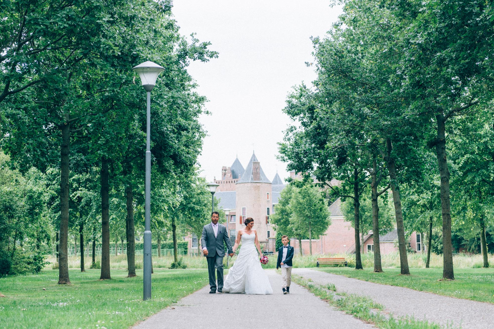 Bruidsfotografie-Kasteel-Assumburg-Heemskerk-49
